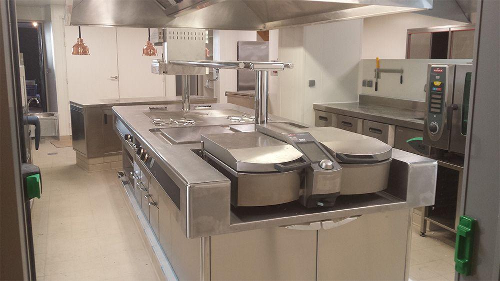Conseil en agencement de cuisine professionnelle en Ille et Vilaine (Saint Malo - Bretagne)